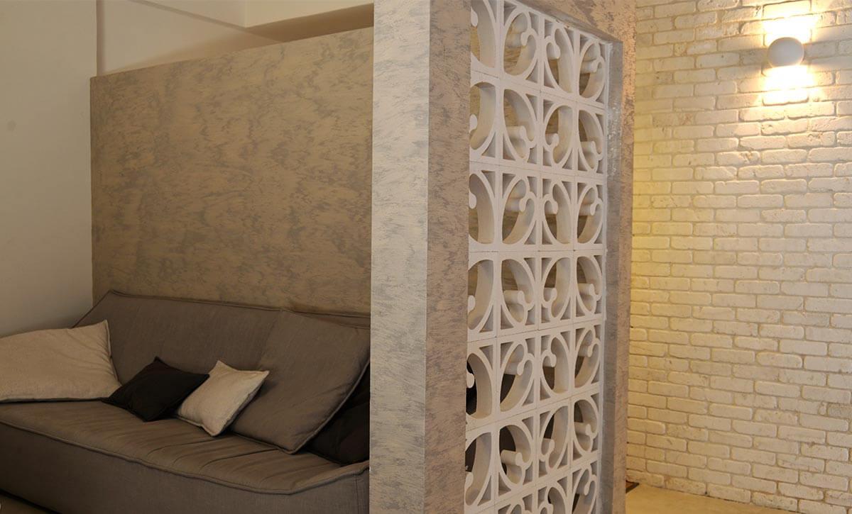 אדריכלית בצפון - חיפוי קירות