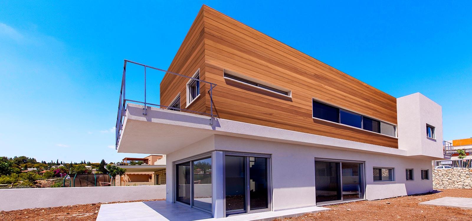 תכנון בית פרטי בגליל