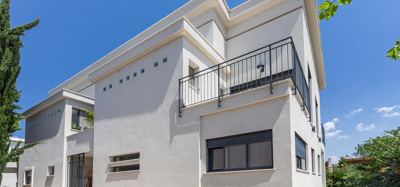 אדריכלות בית בעמק יזרעאל